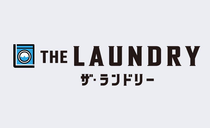THE LAUNDRY ロゴマーク・ロゴタイプ