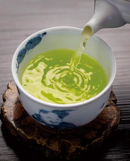 温茶イメージ写真